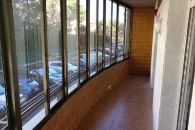 Просторная квартира с террасой в районе Pedralbes